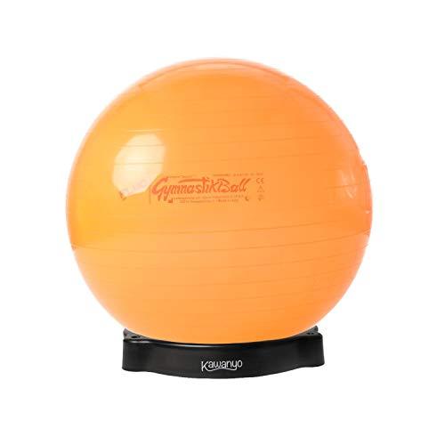 PEZZI Pezziball Standard Fluo 65 cm m. Ballschale