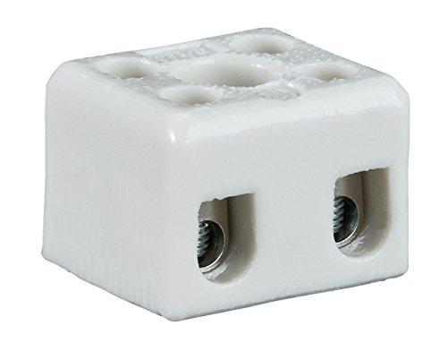 Preisvergleich Produktbild Paulmann 977759 Sicherheits Keramik Lüsterklemme 3er Pack,  2, 5mm² Keramik natur