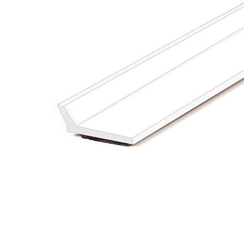 優れた耐久性 高密度のシリコーンゴム素材 窓ゴムパッキン 隙間パッキン 防音パッキン 引き戸 扉 玄関用すきまテープ 虫塵すき間侵入防止シールテープ 全長は約6メートルです 10mmx1mm 白い