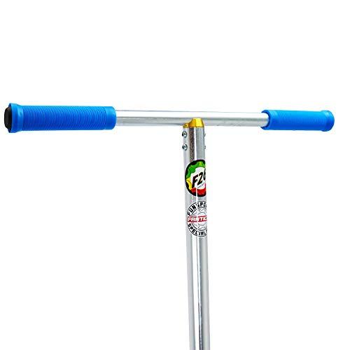 Indo PRO Trampolin Stunt-Scooter H=79cm Freestyle Indor Trick Trainer + Fantic26 Sticker - 2