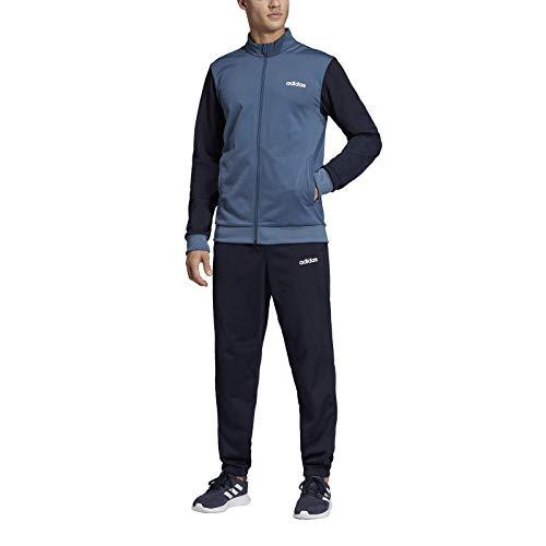 adidas Performance Herren Trainingsanzug Marine (300) S