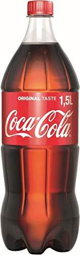 Coca-Cola Original Taste Bebita Gassata, 1.5L