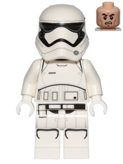 Lego Star Wars Force Awakens First Order Stormtrooper minifigure