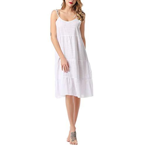 Dames Nachtjurken Vintage Dressing Jurk Witte Nachtjapon Slaapmode Nighties