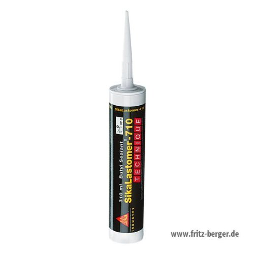 Sika-Butyl SLR 710 Farbe->schwarz