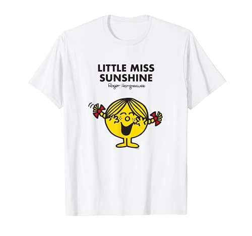 Mr. Men Little Miss Sunshine T-Shirt (Apparel)