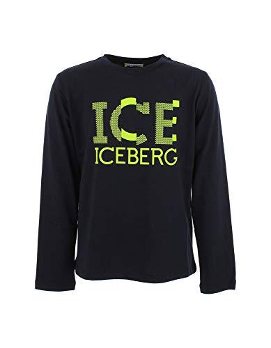 Iceberg T shirt Maniche Lunghe TSICE0326J - Blau, JR