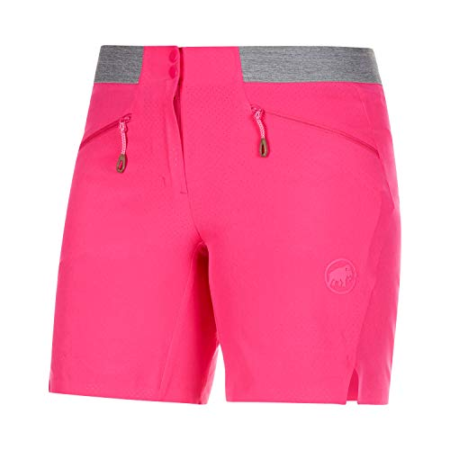 Mammut Damen Sertig Shorts, pink, EU 38