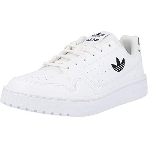 adidas NY 92 J, Zapatillas de Running, FTWR White Core Black FTWR White-Reloj de Pulsera, 36 2/3 EU