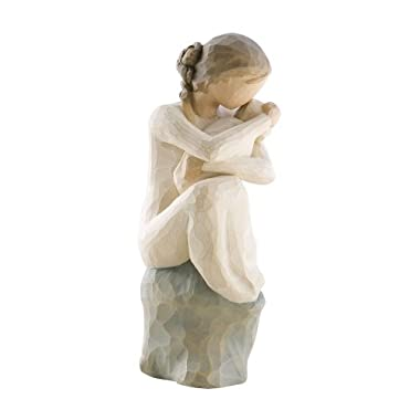 Willow Tree hand-painted sculpted figure, Guardian