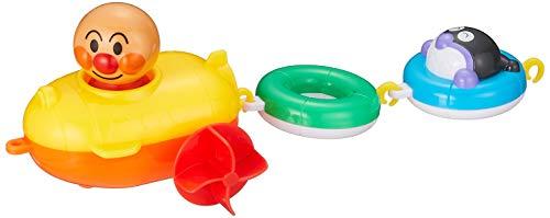 Japan kinderen speelgoed - Anpanman verband met Let's play! Nakayoshi onderzeeër * AF27 *