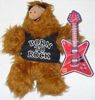 "Burger King Alf Born to Rock 10"" Plush Hand Puppet by Burger King"