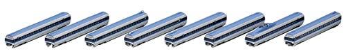 TOMIX Nゲージ 500系東海道・山陽新幹線 のぞみ 増結セットB 8両 98365 鉄道模型 電車