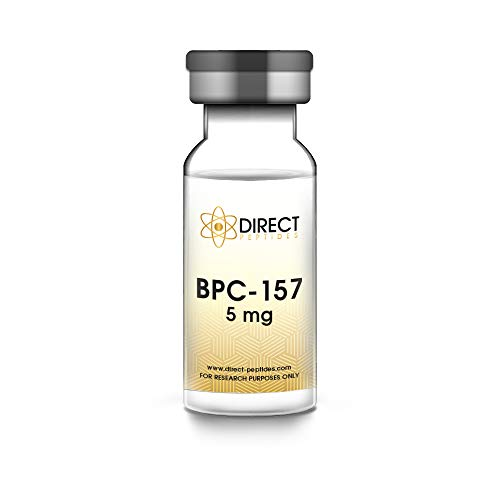 Preisvergleich Produktbild BPC-157 5 mg Certified Research Peptide 99% Reinheit