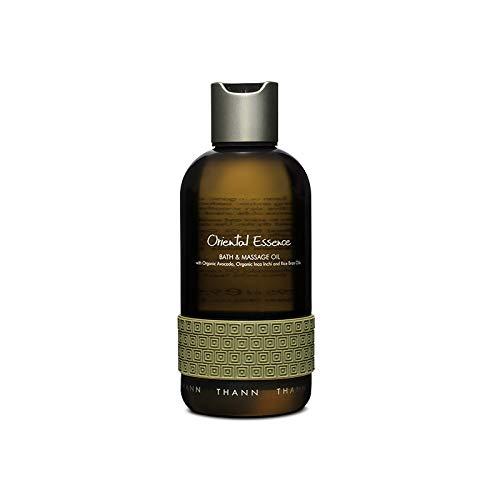 THANN Oriental Essence Max 74% OFF Large-scale sale Bath Massage Organic Oil with Avocado