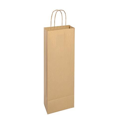 Shopper Vino PG020 - Paquete de 100 unidades personalizables Avana