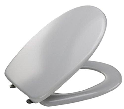MKW Euro 3000 Plus WC-Sitz mit Deckel, weiß