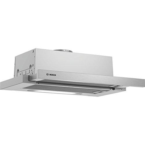 Bosch Serie 4 DFT63AC50 - Campana (360 m³/h, Canalizado/Recirculación, E, D, D, 68 dB)