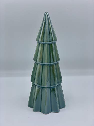 Werner Voß Tannenbaum aus Porzellan (18 cm Höhe, Weihnachtsdeko, Xmas)
