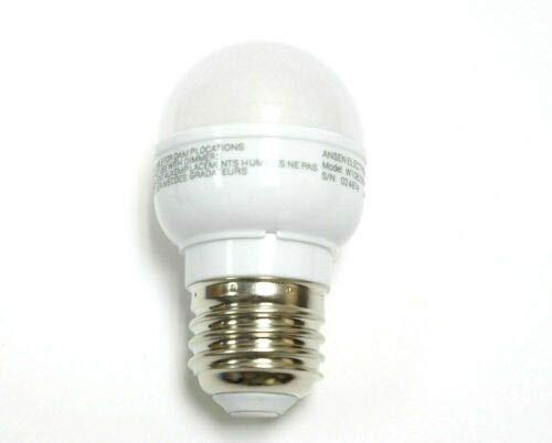 Greatshow W11043014, W10865849, W10837631, W10745744, W10565137, W10805744 Fits for Whirlpool Refrigerator Led Light Bulb