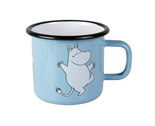 Caneca esmaltada Moomintroll Junior 2,5 cl Moomin Muurla