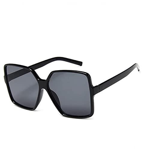KANGDE Gafas De Sol Polarizadas Mujer/Hombre Gafas Vintage Lady Oval Eyewear PequeñO Marco De Metal