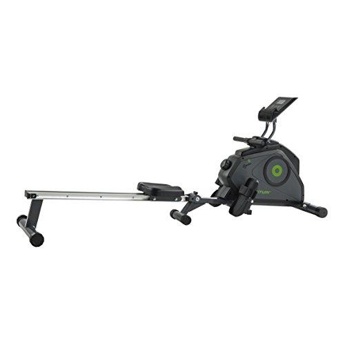 Tunturi Cardio Fit R30 Rudergerät für Zuhause/Rudermaschine/Rower/Heimtrainer mit Magnetbremssystem/klappbar und platzsparend