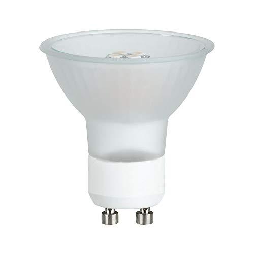 Paulmann 282.86 LED Reflektor Maxiflood 3,5W GU10 230V Warmweiß Softopal 28286 Leuchtmittel Lampe