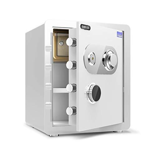 ZXQZ Casseforti a armadio Casseforti, 45CM Password Meccanica Delle Famiglie Cassetta Nel Guardaroba Hidden Fisso Sicuro con Chiave 3 Stili Casseforti a muro (Color : Style1)