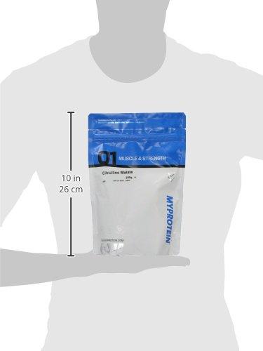 マイプロテインMYPROTEINシトルリンマレート(シトルリンリンゴ酸)250gノンフレーバー
