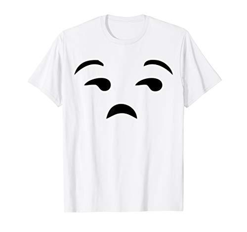 Meh Emoji TShirt Emoji Costume Shirt Group Matching BFF