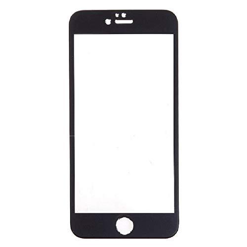 Movilrey Protector para iPhone 7 Plus Negro Completo 3D Cristal Templado de...