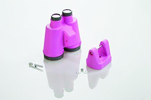 CREATIVE CEDAR DESIGNS Playset Binoculars- Pink, One Size