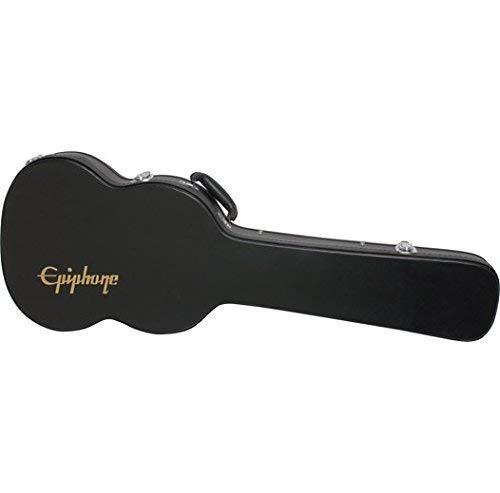 Epiphone SG Hard Case - Caja rígida para guitarra, color negro