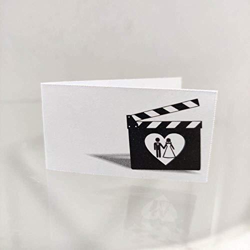 Il Villaggio degli Sposi s.a.s 40 tarjetas de recuerdo de boda con...