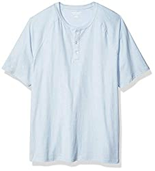 This casual wardrobe-essential tee features a lightweight fit for comfortable everyday wear Everyday made better: we listen to customer feedback and fine-tune every detail to ensure quality, fit, and comfort Sizes run large, so think about getting th...