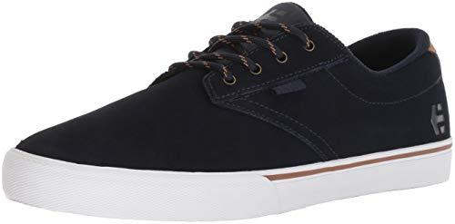 Etnies Herren Jameson Vulc Skateboardschuhe, Blau (Navy 401), 42.5 EU (8.5 UK)