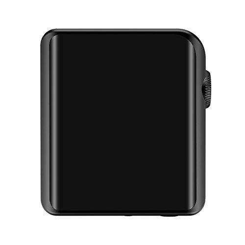 Shanling M0 Reproductor de Audio Digital y DAC, portátil, sin pérdidas, Color Negro Negro