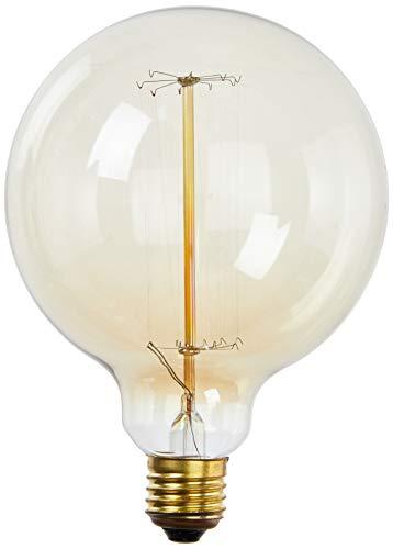 Lâmpada De Filamento De Carbono Ol Iluminação 40w 220v