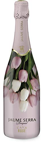 Jaume Serra Bouquet Rosado - Cava Brut - 1 Botella x 750 ml