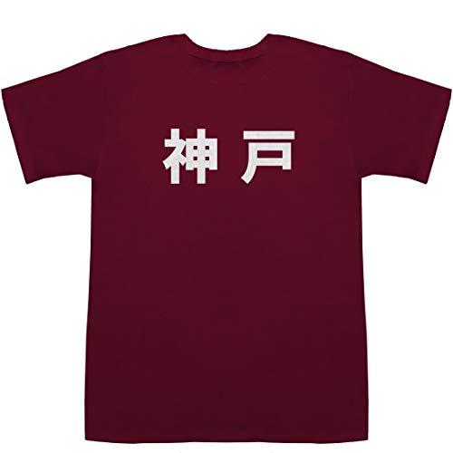 神戸 こうべ T-shirts ワイン L【r.u. 神戸】【r.o.u 神戸ハーバーランド店 兵庫県神戸市】