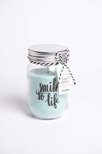 Juego de velas perfumadas, design italiano 100%,juego de velas de regalo, ideas de regalo para el hogar, grandes, decorativas para el hogar. Velas naturales con cera de soja.