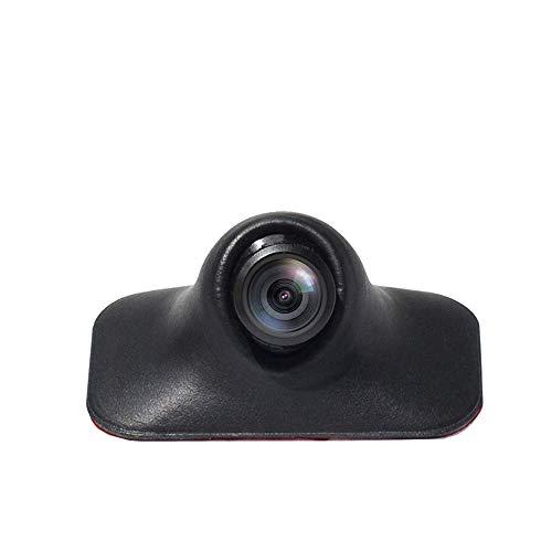 PARKVISION Seitenkamera/Frontkamera/Rückfahrkamera, CMOS Frontkamera Auto mit aktualisierter Flip-Image-Funktion ohne Gildenlinien-kein Bohren mehr [S142]