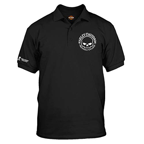 Harley-Davidson Men's Polo Shirt - Willie G | Overseas Tour