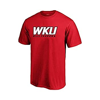 Official NCAA Western Kentucky University Hilltoppers - PPWKY06 G.A.5000 RED M