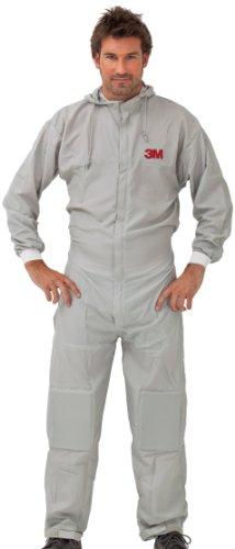 3M Prenda de protección lavable para trabajos de pintura en poliéster talla L, 50425