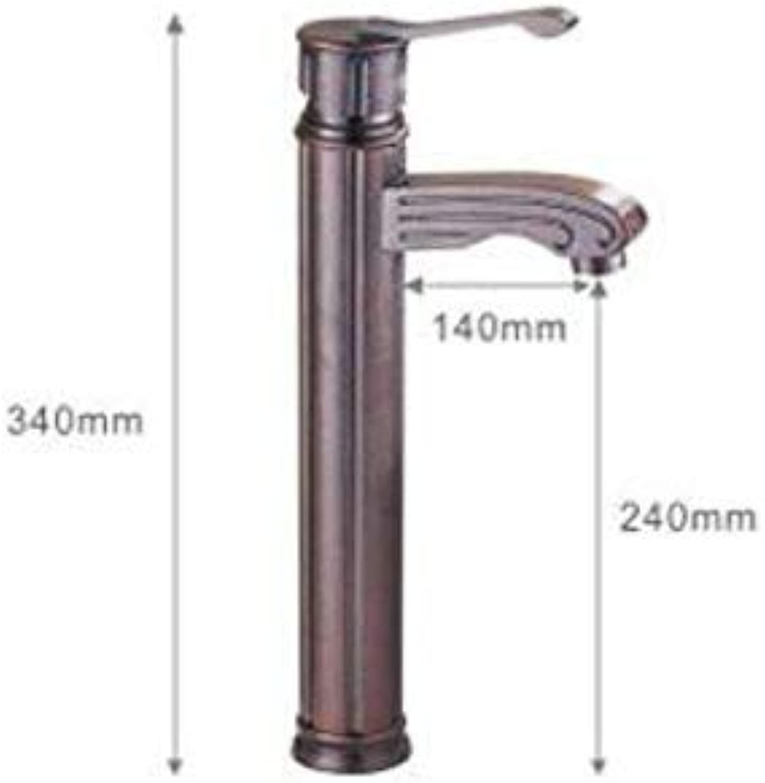 AOLI Wasserhhne Wasserhahn Antike Küchenarmatur Kalt und Warm Waschbecken Wasserhahn Becken Wasserhahn