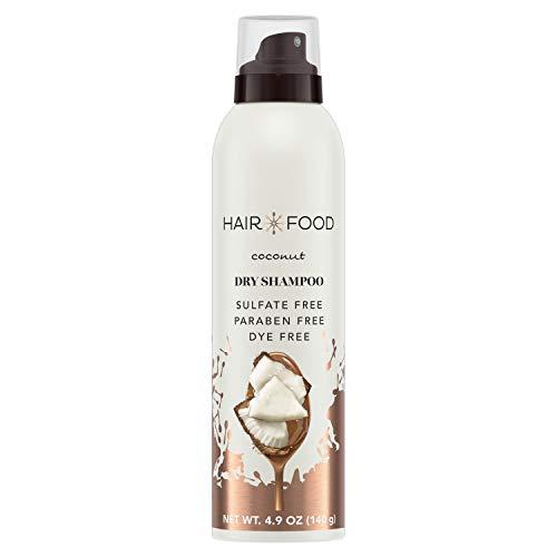 Hair Food Dry Shampoo, Sulfate Free, Paraben, Dye free, 4.9 Oz