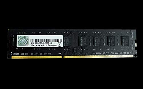 G.Skill F3-1600C11S-4GNS Arbeitsspeicher 4GB (1600MHz, CL11, 1x 4GB) DDR3-RAM