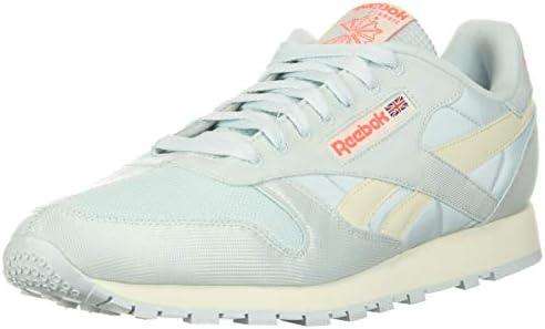 Reebok Unisex Classic Leather Shoes Men Sneaker CHABLU CLAWHT ORNFLR 10 5 US product image